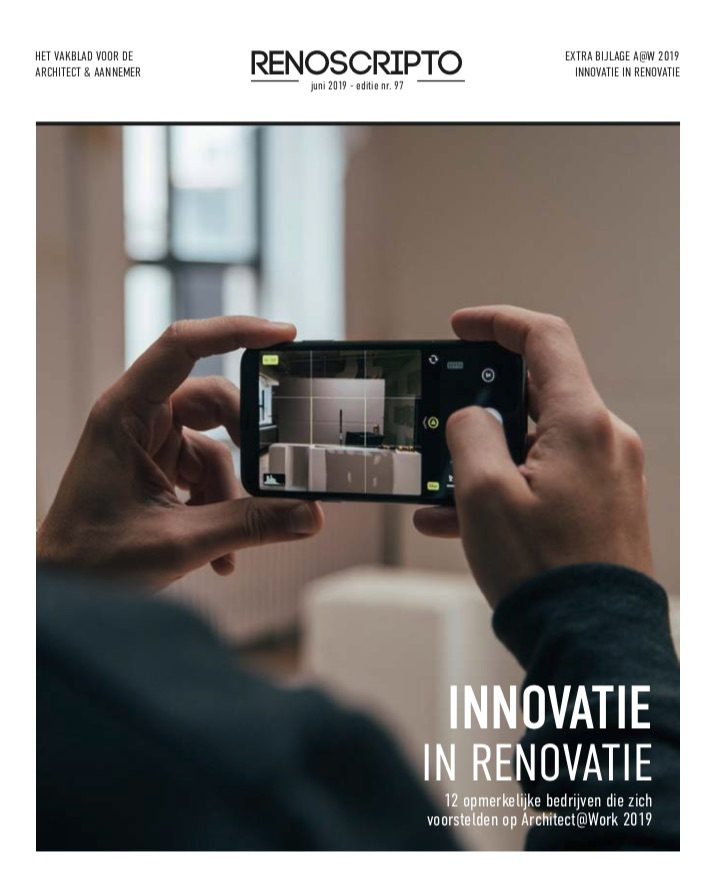 Special Renoscripto 97 Innovatie in Renovatie